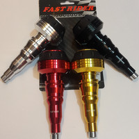 Anti crash exhaust slider pelindung knalpot FAST RIDER jalu kenalpot