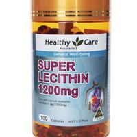 Healthy Care Super Lecithin 1200mg isi 100 kapsul