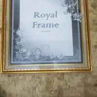 Bingkai / Pigura / Frame Foto 20R / 24R (50x60 cm) Linen Murah