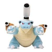 009 Boneka Mega Blastoise 30 cm Boneka Pokemon