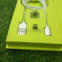 BEST SELLER WSKEN X-Cable Mini 2 Magnetic Cable For Micro USB & Apple