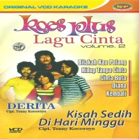 "VCD Karaoke Original ""Koes Plus Lagu Cinta Vol 2"""