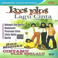 "VCD Karaoke Original ""Koes Plus Lagu Cinta Vol 1"""