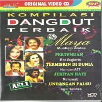 """VCD Karaoke Original """"Kompilasi Dangdut Terbaik"""""""