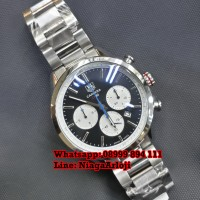 Tag Heuer Carrera CH80 Silver