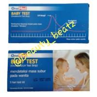 OneMed Baby Test / tes masa subur wanita ovulation