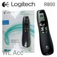 Presenter Logitech R800 Wireless Laser Pointer Remote Control (OEM)