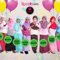 Rok Celana Muslimah Anak ROCELLA KIDS (Size L,XL,XXL)