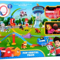PAW PATROL LOOP TRACK XZ 860 - PAW ORBITAL TRAIN