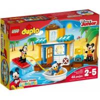 10827 LEGO Duplo Disney Junior Mickey and Friends Beach House