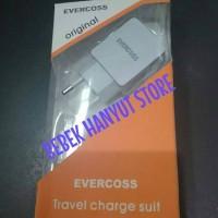 Charger Handphone Evercoss Cross Micro USB Ori China/Casan,Charger HP