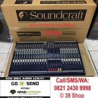 Mixer Audio SOUNDCRAFT MPM 24/4 (24 Channel) Grade A
