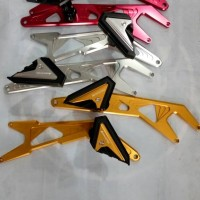 harga Pelindung Fairing/frame Slider Ninja 250fi Merk Bikers Full Cnc Tokopedia.com