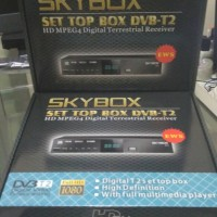 Jual skybox h1 set top box dvb-t2. bonus HDMI dan output Murah