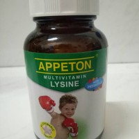 Appeton Multivitamin With Lysine