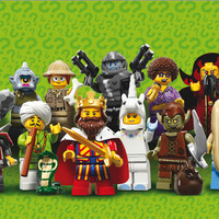 Lego Minifig Series 13 complete set (16 minifigs)