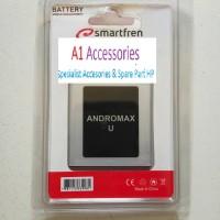 Baterai Battery Batre Smartfren Andromax U