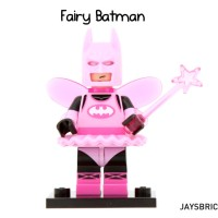 Lego Original Minifigure Fairy Batman Movie Series
