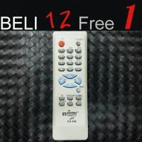 Remot / Remote TV Sharp Tabung GA 368