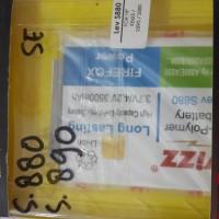 baterai batt vizz lenovo bl198 s880 s850 a859 k860 s890 3500 mah