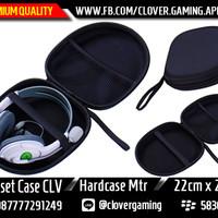 Headphone Hardcase CLV Full Black | Razer Logitech Steelseries Headset