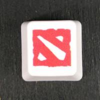 Dota 2 keycap mechanical keyboard PBT OEM keycaps