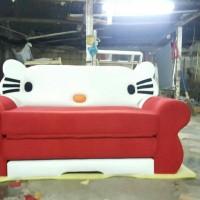 Hello Kitty Sofa Bed