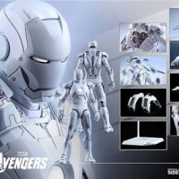 Hot Toys Iron Man Sub Zero