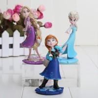 figurine frozen set isi 3