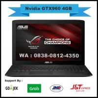 ASUS ROG GL552VX-DM409T - 4GB RAM - GTX950M 4GB- Laptop Gaming.