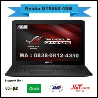 ASUS ROG GL552VX-DM409T - 12GB RAM | GTX950M 4GB - Laptop Gaming