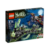 ready EXKLUSIF LEGO 9467 - Monster Fighters - The Ghost Train
