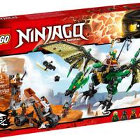 ready EXKLUSIF ready EXKLUSIF LEGO 70593 - Elves - The Green NRG Drago