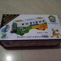 Jual Tomica takara tomy Disney vehicle collection Tokyo Resort Goofy Pluto Murah