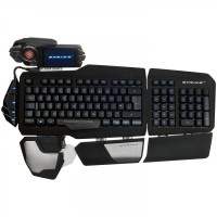 Mad Catz Keyboard Gaming Mad Catz PC Mad Catz STRIKE 7 K/B - US