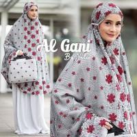 Mukena Al Gani Fairuz by Yulia
