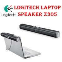 Logitech Laptop Speaker Z305 Black (Kode: SPK-3)