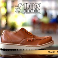 Sepatu Dondichero Casual Frank Tan