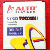 Batre Batery Cyrus Cyruz Sirus TVPAD Wifi Tv pad H1400 H-1400
