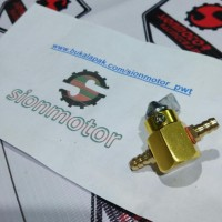 harga Kran Bensin Variasi / Racing Cnc - Gold Tokopedia.com