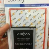 Baterai advan S4P S4F S4X double power 4800 mah