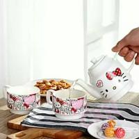 harga Teko Susun Hello Kitty Tokopedia.com