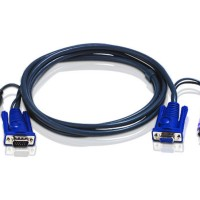 KVM Switches - Aten - 1.8M USB KVM Cable 2L-5502UP