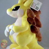 028 Boneka Sandslash 30cm Boneka Pokemon