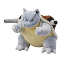 009 Boneka Blastoise ORI JEPANG 30 cm Boneka Pokemon