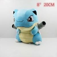 009 Boneka Blastoise 30 cm Boneka Pokemon