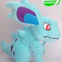 030 Boneka Nidorina 30cm Boneka Pokemon