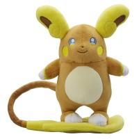 026 Boneka Raichu Ori Pokemon Center Alola 20cm Boneka Pokemon