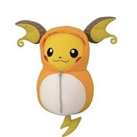026 Boneka Pikachu Raichu Ori Pokemon Center Alola 25cm Boneka Pokemon