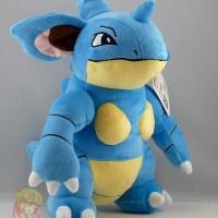 031 Boneka Nidoqueen 30cm Boneka Pokemon